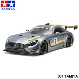 【5%offクーポン(要獲得) 12/11 9:59まで】 1/10 電動RCカー No.639 MERCEDES-AMG GT3 (TT-02シャーシ) 【タミヤ: 玩具 ラジコン オンロードカー】【TAMIYA 1/10 MERCEDES-AMG GT3 (TT-02 CHASSIS)】