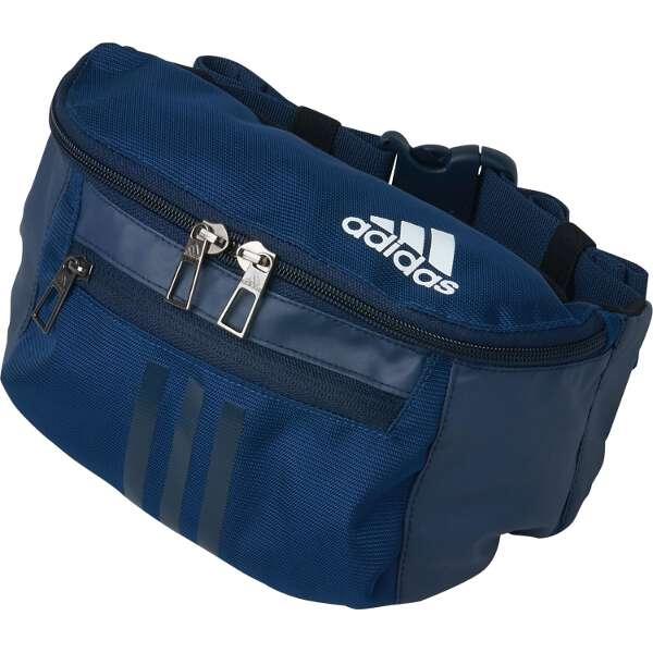 EPS ウエストバッグ [カラー:ミステリーブルー×カレッジネイビー] [サイズ:40×14×9cm] #DMD07-BS0764