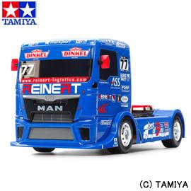 【タミヤ】 1/14 電動RCカ― No.642 TEAM REINERT RACING MAN TGS (TT-01シャーシ TYPE-E) 【玩具:ラジコン:オンロードカー:組み立てキット】【1/10RC ツーリングカー】【TAMIYA 1/14 TEAM REINERT RACING MAN TGS (TT-01 TYPE-E CHASSIS)】
