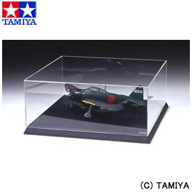 【タミヤ】 ディスプレイグッズ No.10 ディスプレイケース H 【玩具:ディスプレイグッズ】【ディスプレイグッズ】【TAMIYA DISPLAY CASE H (350×350×135mm)】