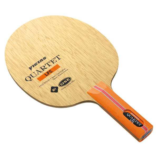 【ビクタス】 カルテット LFC ST(ストレート) 卓球 シェイクラケット #026565 【スポーツ・アウトドア:スポーツ・アウトドア雑貨】【VICTAS QUARTET LFC ST】