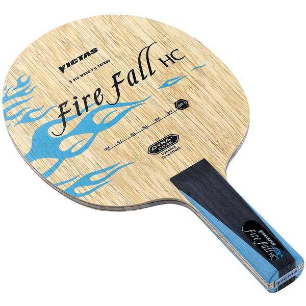 【ビクタス】 ファイヤーフォールHC ST(ストレート) 卓球 シェイクラケット #026735 【スポーツ・アウトドア:スポーツ・アウトドア雑貨】【VICTAS Fire Fall HC ST】