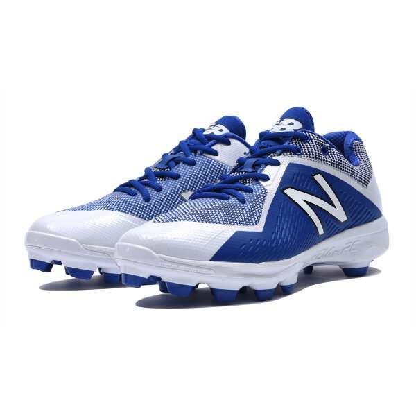 【ニューバランス】 PL4040 野球ポイントスパイク [サイズ:26.0cm(D)] [カラー:ブルー] #PL4040D4 【スポーツ・アウトドア:その他雑貨】【NEW BALANCE】