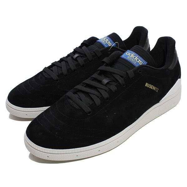【アディダス】 アディダス スケートボーディング ブセニッツ RX [サイズ:26cm(US8)] [カラー:ブラック×ホワイト×ブルー] #BY4098 【靴:メンズ靴:スニーカー】【BY4098】【ADIDAS adidas BUSENITZ RX CBLACK/FTWWHT/BLUBIR】