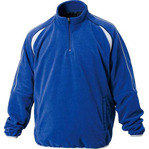 フリースジャケット(裏タフタ付) [サイズ:M] [カラー:ロイヤルブルー] #BOF110A-2500
