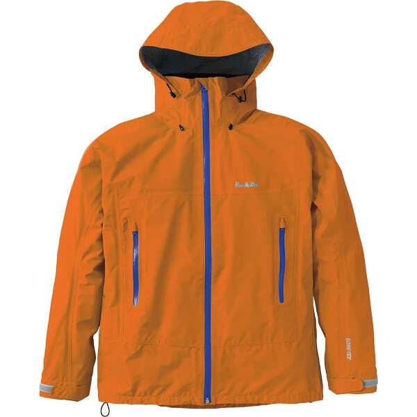 【プロモンテ】 ゴアテックス オールウェザージャケット メンズ [サイズ:L] [カラー:オレンジ] #SJ007M-OG 【スポーツ・アウトドア:スポーツ・アウトドア雑貨】【PUROMONTE】