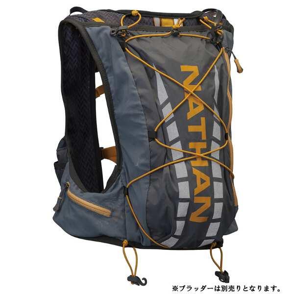 【ネイサン】 ベイパーエア― 7L(ハイドレーション別売モデル) [カラー:ネイサングレイ] [サイズ:XS] #4532NGX 【スポーツ・アウトドア:アウトドア:バッグ:バックパック・リュック】【NATHAN】