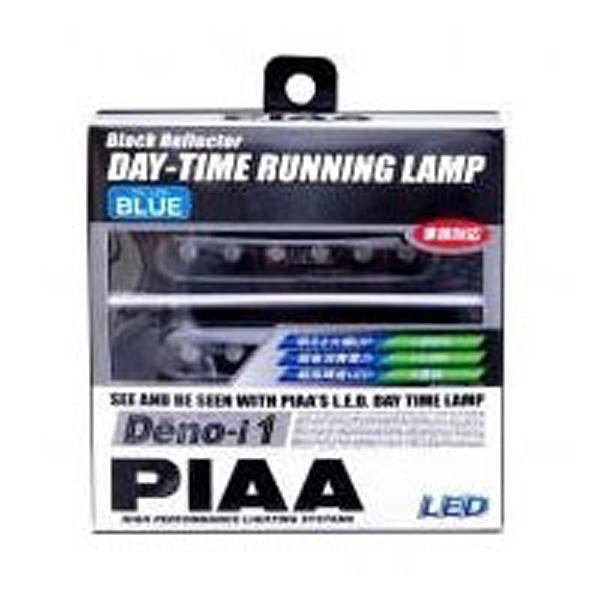 【PIAA】 LEDデイタイムランプ #L‐221B 2灯入り 【カー用品:ライトランプ:フォグライト:LED】【PIAA】