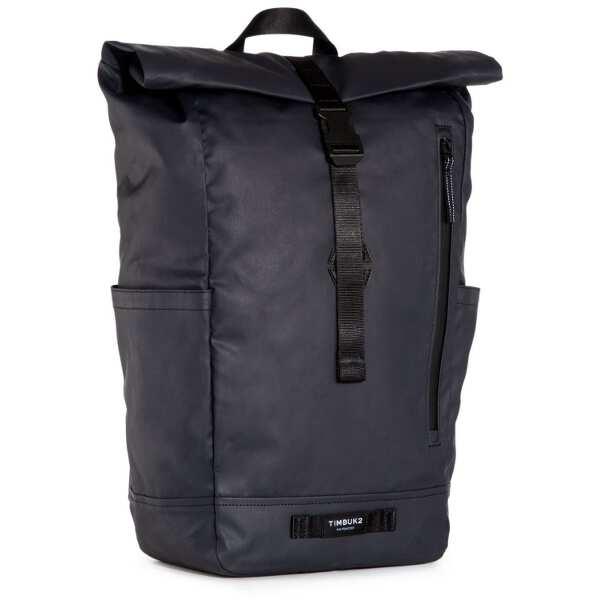 【ティンバック2】 タックパック カーボンコーテッド バックパック [カラー:ジェットブラック] [容量:約20L] #101536114 【スポーツ・アウトドア:アウトドア:バッグ:バックパック・リュック】【TIMBUK2 TBH Tuck Pack Carbon Coated OS】