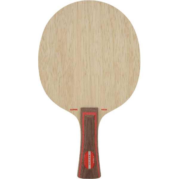 【スティガ】 シェイクラケット クリッパーウッド FLA(フレア) #102035 【スポーツ・アウトドア:その他雑貨】【STIGA CLIPPER WOOD MASTER】