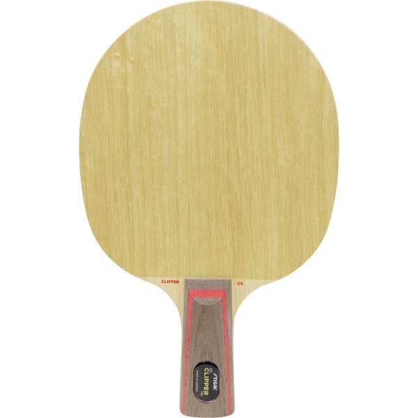 【スティガ】 中国式ラケット クリッパ― CC PEN(ペンホルダー) #102165 【スポーツ・アウトドア:スポーツ・アウトドア雑貨】【STIGA CLIPPER CC PENHOLDER】