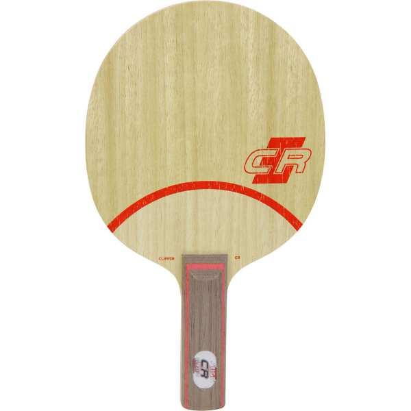 【スティガ】 シェイクラケット クリッパ― CR STR(ストレート) #102537 【スポーツ・アウトドア:スポーツ・アウトドア雑貨】【STIGA CLIPPER CR CLASSIC】
