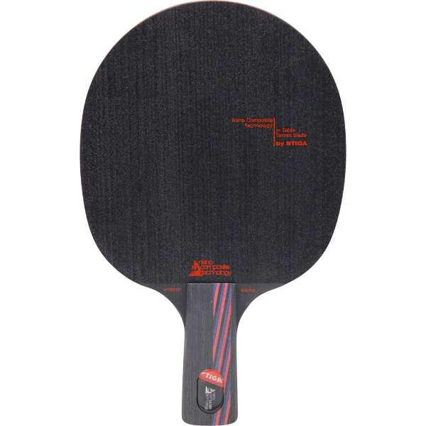 【スティガ】 中国式ラケット ハイブリッドウッド NCT PEN(ペンホルダー) #103965 【スポーツ・アウトドア:スポーツ・アウトドア雑貨】【STIGA HYBRID WOOD NCT PENHOLDER】