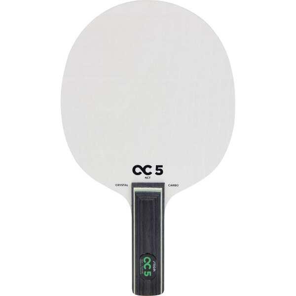 【スティガ】 シェイクラケット CC5 NCT STR(ストレート) #109337 【スポーツ・アウトドア:その他雑貨】【STIGA CC5 NCT CLASSIC】