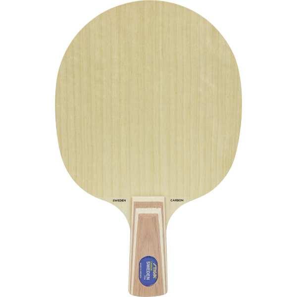 【スティガ】 中国式ラケット スウェーデンカーボン PEN(ペンホルダー) #1630100165 【スポーツ・アウトドア:スポーツ・アウトドア雑貨】【STIGA SWEDEN CARBON PENHOLDER】