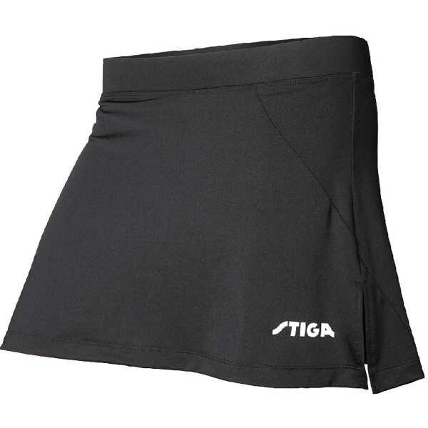 卓球ユニフォーム マリンスカート [サイズ:5XS] [カラー:ブラック] #1852141111