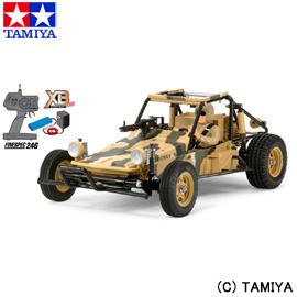 【タミヤ】 1/10 XB (エキスパート ビルト) No.128 アタックバギ― (2011) 【玩具:ラジコン:オフロードカー:完成品】【1/10 XB (エキスパート ビルト)】【TAMIYA 1/10 XB ATTACK VEHICLE(2011)】