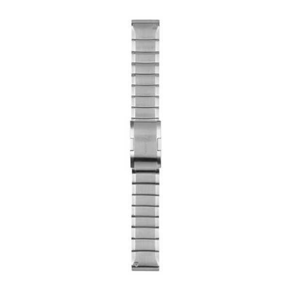 【ガーミン】 QuickFitバンド 22mm ベルト交換キット [カラー:シルバーステンレススティール] #010-12496-30 【スポーツ・アウトドア:アウトドア:精密機器類】【GARMIN】