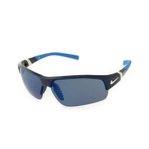 【ナイキ】 SHOW-X2-XL R スポーツサングラス [カラー:ミッドネイビー×ブルー] #EV0808-414 【スポーツ・アウトドア:スポーツウェア・アクセサリー:スポーツサングラス】【NIKE】