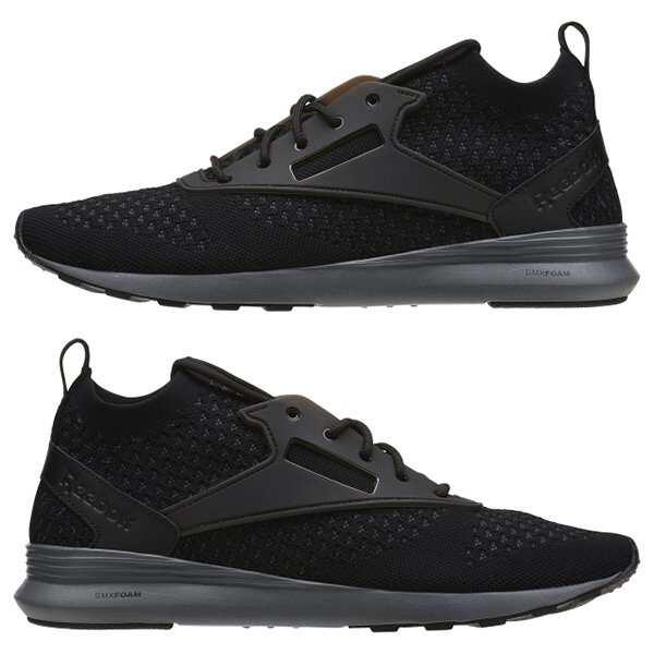 【リーボック】 ゾクランナ― ウルトラニット [サイズ:28.5cm] [カラー:ブラック×アロイ] #BD4178 【靴:メンズ靴:スニーカー】【BD4178】【REEBOK ZOKU RUNNER ULTK IS】
