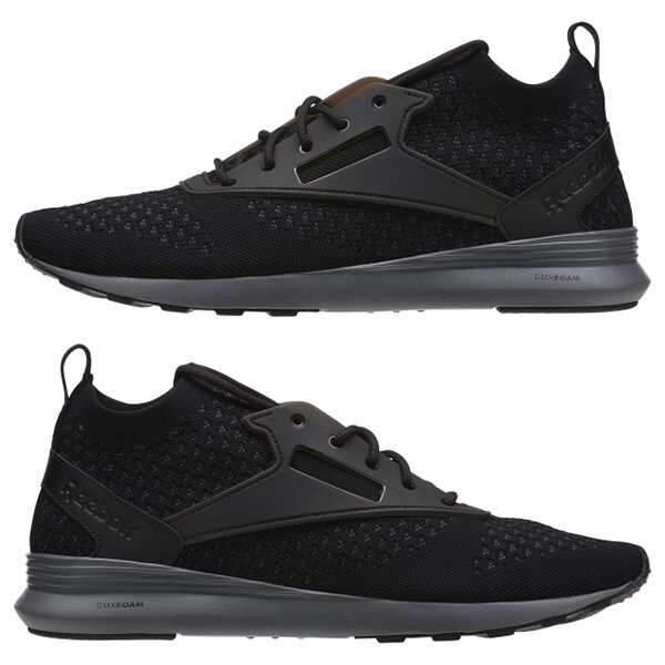 【リーボック】 ゾクランナ― ウルトラニット [サイズ:28.0cm] [カラー:ブラック×アロイ] #BD4178 【靴:メンズ靴:スニーカー】【BD4178】【REEBOK ZOKU RUNNER ULTK IS】