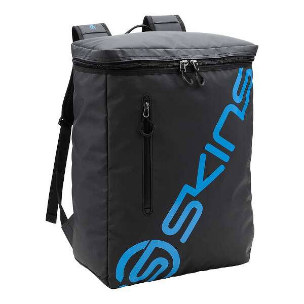 【スキンズ】 バックパック [カラー:ブラック×ブルー] [サイズ:W33×H46×D15cm(29L)] #SRY7700-BKBU 【スポーツ・アウトドア:その他雑貨】【SKINS】