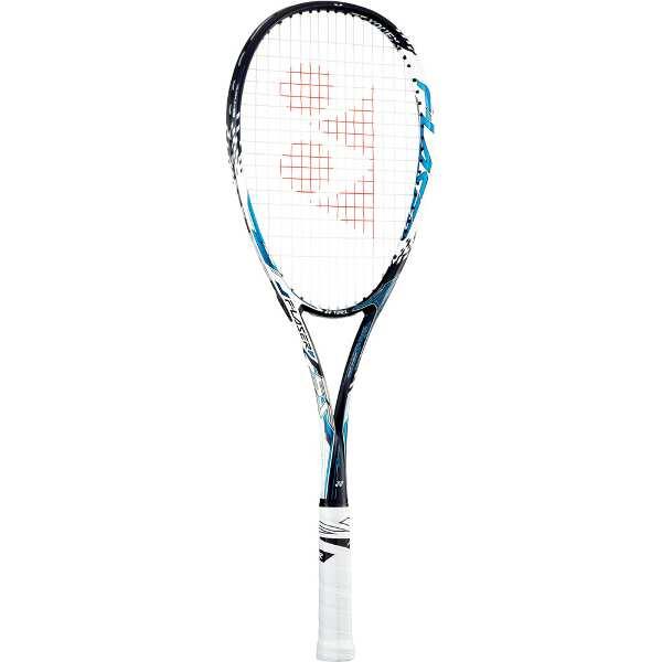 【1500円以上購入で200円クーポン(要獲得) 11/14 9:59まで】 【送料無料】 ソフトテニスラケット エフレーザー5S(ガットなし) [サイズ:UXL1] [カラー:ブルー] #FLR5S-002 【ヨネックス: スポーツ・アウトドア テニス ラケット】【YONEX F-LASER5S】