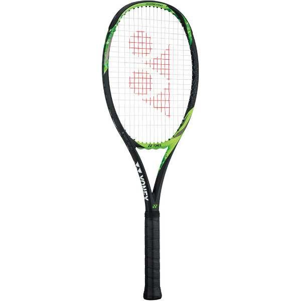 硬式テニスラケット Eゾーン98(ガットなし) [サイズ:G3] [カラー:ライムグリーン] #17EZ98-008