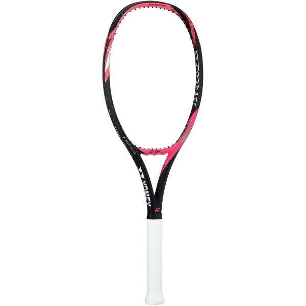 硬式テニスラケット Eゾーン ライト(ガットなし) [サイズ:G1] [カラー:スマッシュピンク] #17EZL-604