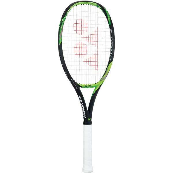 硬式テニスラケット Eゾーン ライト(ガットなし) [サイズ:G1] [カラー:ライムグリーン] #17EZL-008
