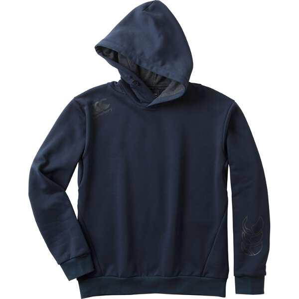【カンタベリ―】 トレーニング スウェット フーディー(メンズ) [サイズ:XL] [カラー:ネイビー] #RP47525-29 【スポーツ・アウトドア:スポーツ・アウトドア雑貨】【CANTERBURY TRAINING SWEAT HOODY(Mens)】