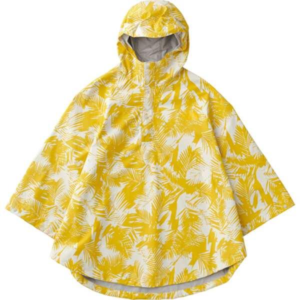 【ザ・ノースフェイス】 ノベルティーハイベント レインポンチョ(キッズ) [サイズ:130] [カラー:パルムイエロー] #NPJ11612-PY 【スポーツ・アウトドア:その他雑貨】【THE NORTH FACE Novelty HYVENT Rain Poncho】