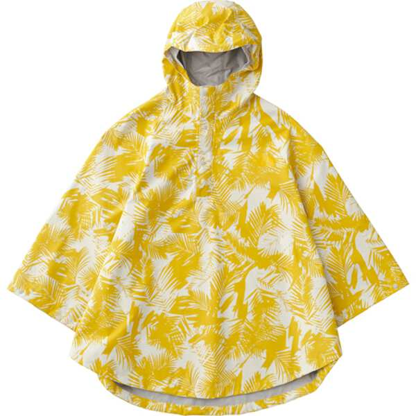 【ザ・ノースフェイス】 ノベルティーハイベント レインポンチョ(キッズ) [サイズ:150] [カラー:パルムイエロー] #NPJ11612-PY 【スポーツ・アウトドア:スポーツ・アウトドア雑貨】【THE NORTH FACE Novelty HYVENT Rain Poncho】