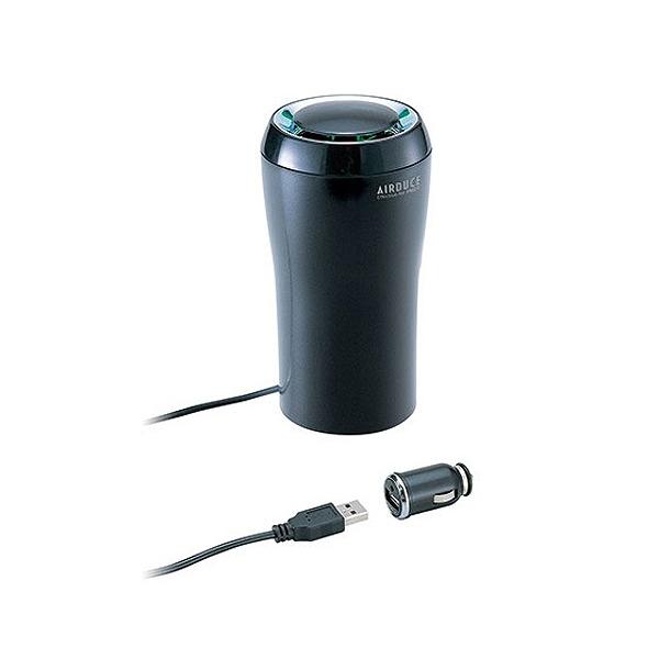 【カーメイト】 PM2.5対応 エアクリーナ― ボトルタイプ 12V/USB #KS631 【カー用品:カーアクセサリー】【CAR MATE】