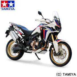 【タミヤ】 1/6 オートバイシリーズ No.42 Honda CRF1000L アフリカツイン 【玩具:プラモデル:バイク:ホンダ】【1/6 オートバイシリーズ】【TAMIYA 1/6 SCALE Honda CRF1000L Africa Twin】