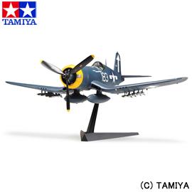 【タミヤ】 1/32 エアークラフトシリーズ No.27 ボート F4U-1D コルセア 【玩具:プラモデル:ミリタリー:戦闘機・戦闘用ヘリコプター】【1/32 エアークラフトシリーズ】【TAMIYA 1/32 SCALE VOUGHT F4U-1D CORSAIR】