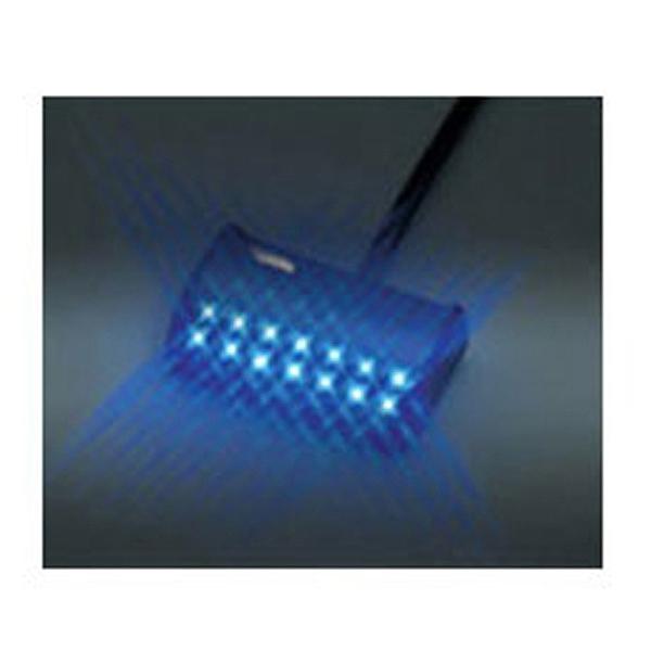 【フジ電気工業】 グレア― オプション 青 #AF‐98B 【カー用品】【FUJI‐DENKI】
