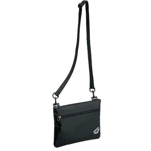 ショルダーバッグ [カラー:ブラック] [サイズ:W25×H20cm] #AEALGA02-BKBK