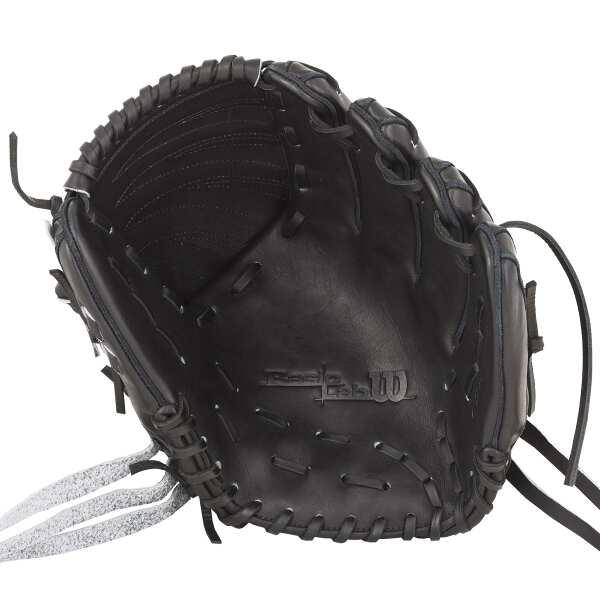 【ウィルソン】 (左投げ用)Basic Lab DUAL 投手用 軟式野球グラブ [カラー:ブラック] [サイズ:9] #WTARBRD1SR-90 【スポーツ・アウトドア:野球・ソフトボール:グローブ・ミット】【WILSON】