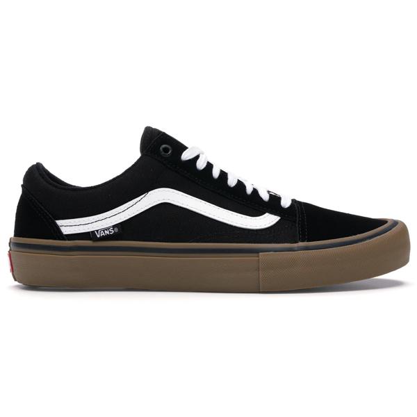 【バンズ】 バンズ オールドスクール プロ [サイズ:26.5cm(US8.5)] [カラー:ブラック×ホワイト×ガム] #VN000ZD4BW9 【靴:メンズ靴:スニーカー】【VN000ZD4BW9】【VANS VANS OLD SKOOL PRO】