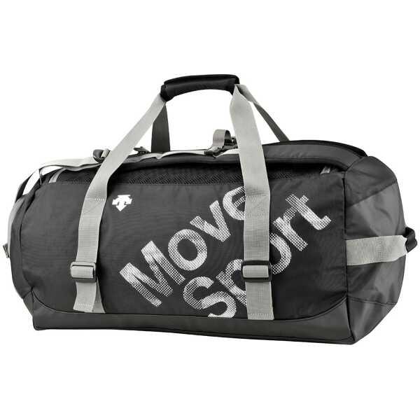 Move Sport 2WAYアクティブトレーニングバッグ [カラー:ブラック×ホワイト] [サイズ:W54×H22×D34cm(45L)] #DMALJA10-BKWH