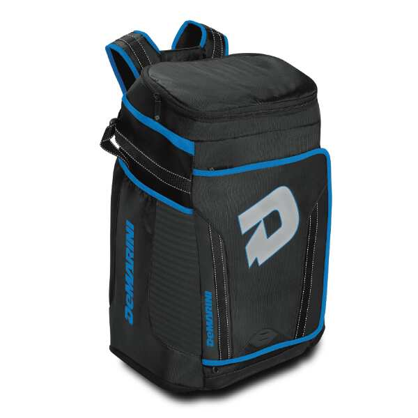 【ウィルソン】 ディマリニ スペシャル OPS バックパック(野球バット6本入れ) [カラー:ブラック×ブルー] [サイズ:L31×W37×H55cm] #WTD9408-BB 【スポーツ・アウトドア:その他雑貨】【WILSON】