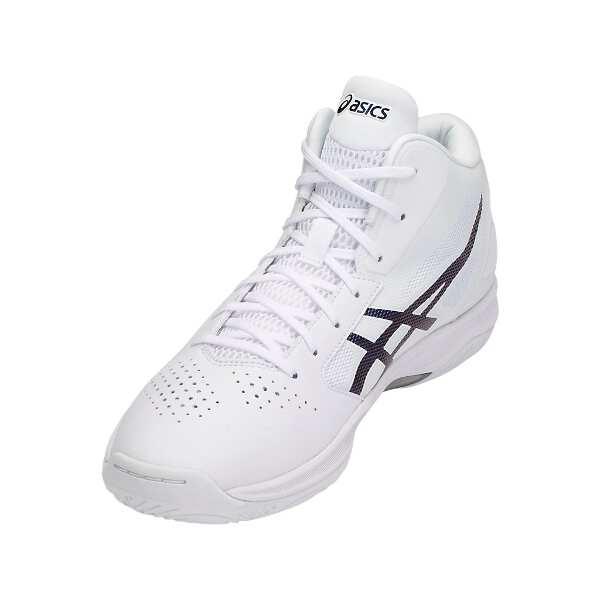 【アシックス】 ゲルフープ V10 バスケットボールシューズ [サイズ:23.0cm] [カラー:ホワイト×プリズムスペースブルー] #TBF339-0154 【スポーツ・アウトドア:その他雑貨】【ASICS GELHOOP V 10】