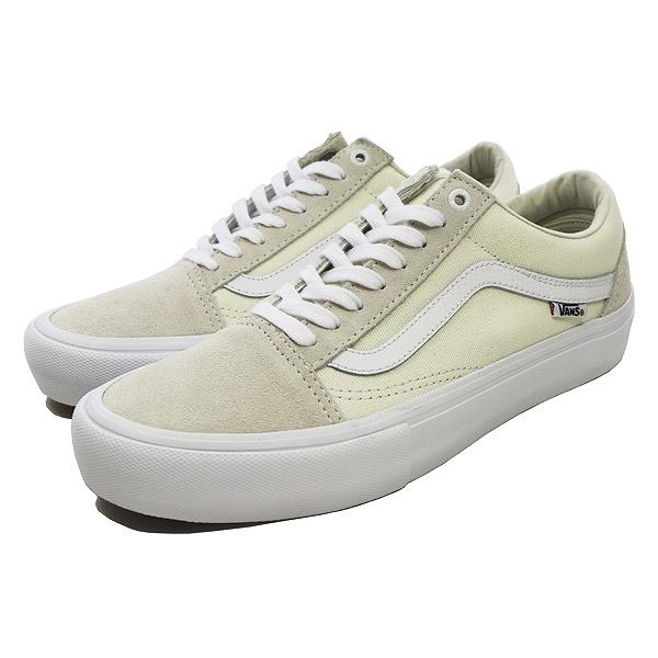 【バンズ】 バンズ オールドスクール プロ [サイズ:28.5cm(US10.5)] [カラー:ホワイト] #VN000ZD4WHT 【靴:メンズ靴:スニーカー】【VN000ZD4WHT】【VANS VANS OLD SKOOL PRO WHITE】