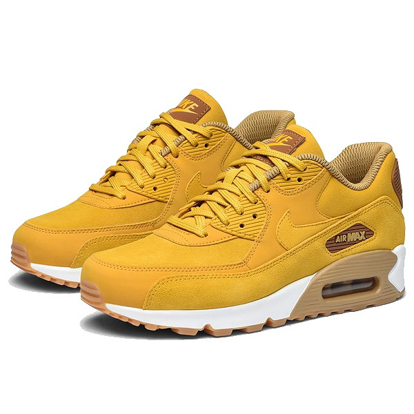 It is #881105 700 [a color: mineral yellow] women Air Max 90 SE [size: 29cm (US12)]