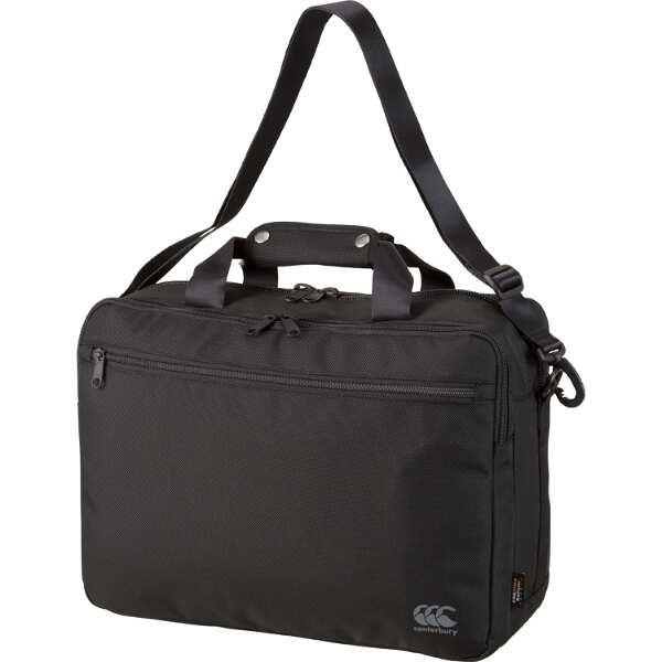 【カンタベリ―】 3WAYバッグ [カラー:ブラック] [サイズ:30×42×16.5cm(30L)] #AB08231-19 【スポーツ・アウトドア:その他雑貨】【CANTERBURY 3WAY BAG】
