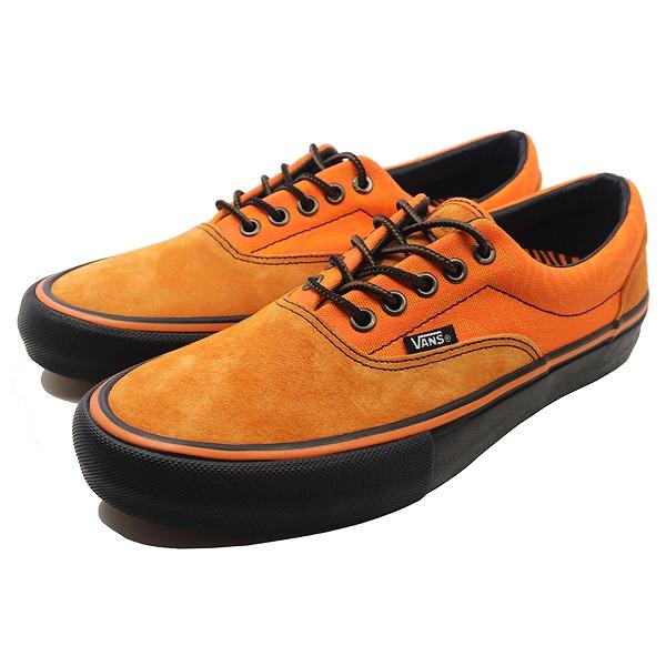【バンズ】 バンズ エラ プロ [サイズ:27cm(US9)] [カラー:(スピットファイアー) カーディエル×オレンジ] #VN000VFBQ30 【靴:メンズ靴:スニーカー】【VN000VFBQ30】【VANS VANS ERA PRO(SPITFIRE) CARDIEL/ORANGE】