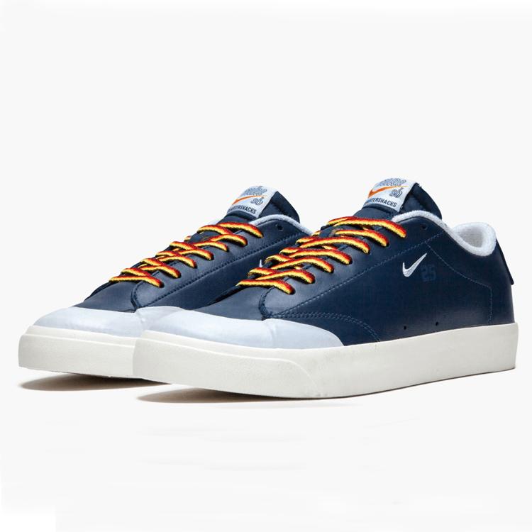 【ナイキ】 ナイキSB ズーム ブレザ― LOW XT QS [サイズ:27cm(US9)] [カラー:ネイビー×ホワイト×セイル] #AQ3499-411 【靴:メンズ靴:スニーカー】【AQ3499-411】【NIKE NIKE SB ZOOM BLAZER LOW XT QS】