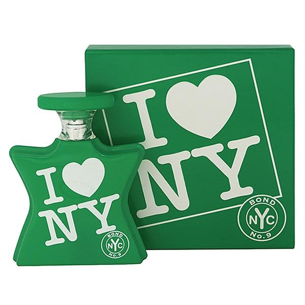 【ボンドNo.9】 アイ ラブ ニューヨーク アースデイ オーデパルファム・スプレータイプ 100ml 【香水・フレグランス:フルボトル:レディース・女性用】【BOND NO.9 I LOVE NEW YORK EARTH DAY EAU DE PARFUM SPRAY】
