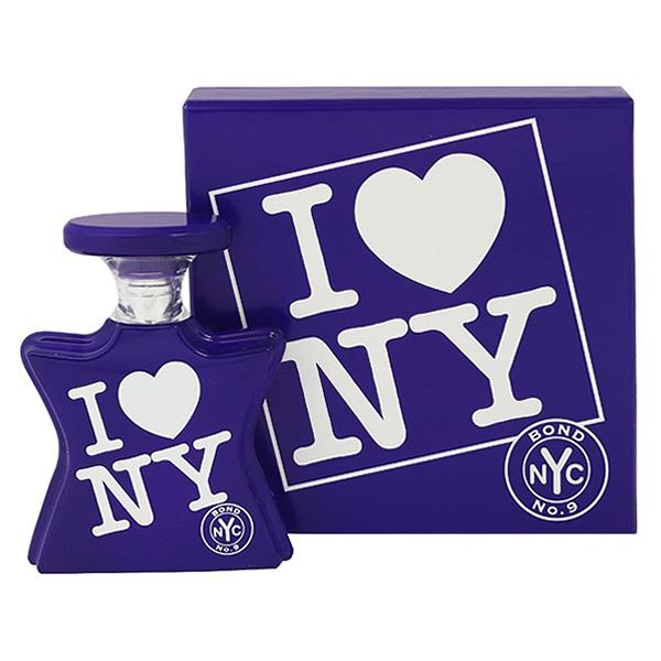 【ボンドNo.9】 アイ ラブ ニューヨーク フォ― ホリデ― オーデパルファム・スプレータイプ 50ml 【香水・フレグランス:フルボトル:レディース・女性用】【BOND NO.9 I LOVE NY FOR HOLIDAYS EAU DE PARFUM SPRAY】